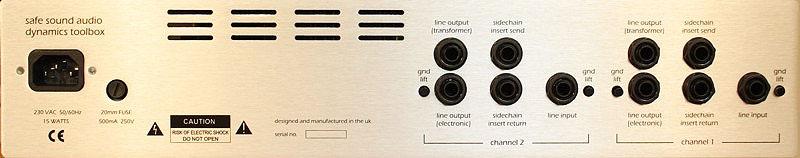 Safe Sound p1 Safe Sound Audio Der p1